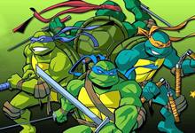 《忍者神龟》1987年版全127集  国英双语 百度网盘下载