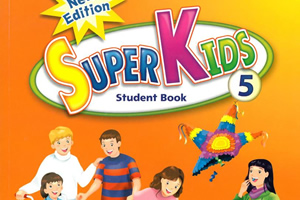 《朗文Super Kids Level》适合6-12岁儿童 1~6级英语全套教材课件