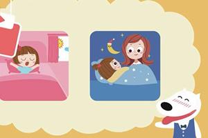 《年糕妈妈:纯正美国外教课之皮皮爱英语》MP4视频格式 百度云网盘下载