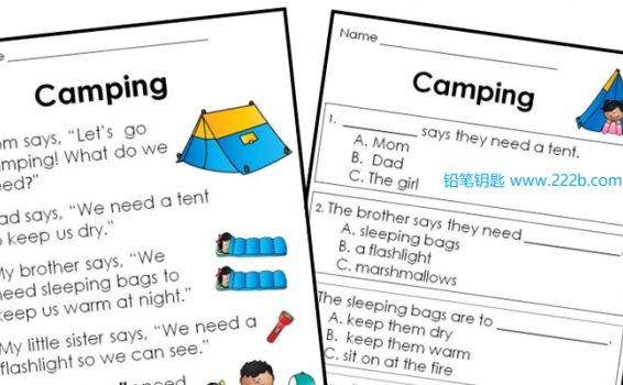《Guided Reading全套1-13级》阅读理解训练英文练习册PDF 百度云网盘下载