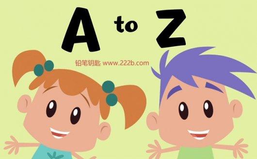 《ABCmouse英文字母儿歌动画49集》英语启蒙视频课程MP4 百度云网盘下载