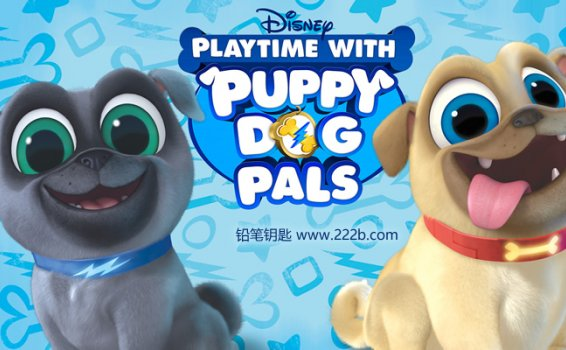 《汪汪一对宝Puppy Dog Pals》第一季英文版25集+中文版25集 百度云网盘下载