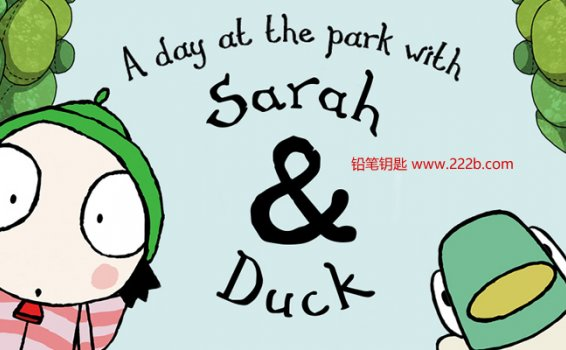 《莎拉和乖乖鸭sarah and duck》第一季中文版40集+英文版40集 百度云网盘下载