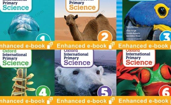 《International Primary Science》G1-G6牛津国际小学自然科学 百度云网盘下载