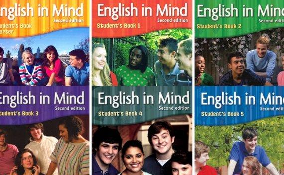 《English in Mind》0-5级第二版 学生用书+教师用书+练习册PDF 百度云网盘下载