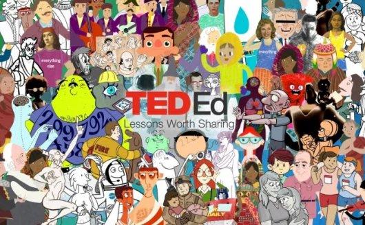 《128个TED-Ed英文动画短片》儿童科普知识MP4视频 百度云网盘下载