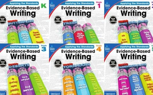 《Evidence-based Writing》Gk-G5英文写作练习册PDF 百度云网盘下载