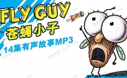 《KS苍蝇小子》原著改编有声故事MP3音频 百度云网盘下载