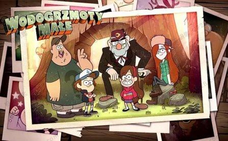 《怪诞小镇G Gravity Falls》第一季英文版全20集动画视频 百度云网盘下载