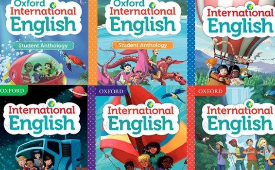 《Oxford International Primary English》学生用书1-6级阅读写作PDF 百度云网盘下载