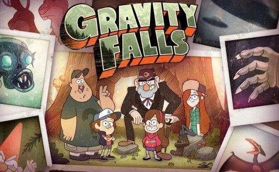 《怪诞小镇G Gravity Falls》第二季英文版全20集动画视频 百度云网盘下载