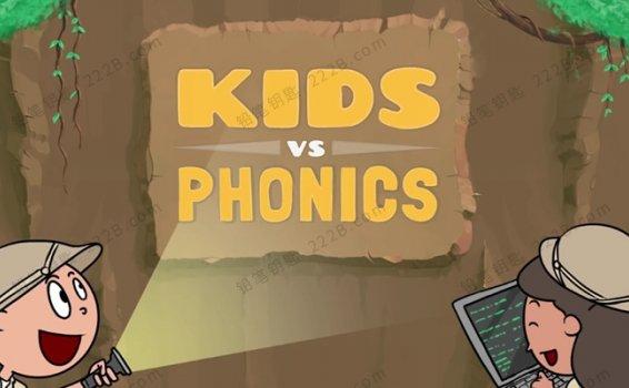《Fun Phonics Made》60集趣味自然拼读英语启蒙课程 百度云网盘下载