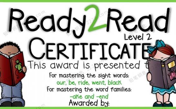 《Ready 2 Read Level 2》Unit1-10英语启蒙游戏书PDF 百度云网盘下载
